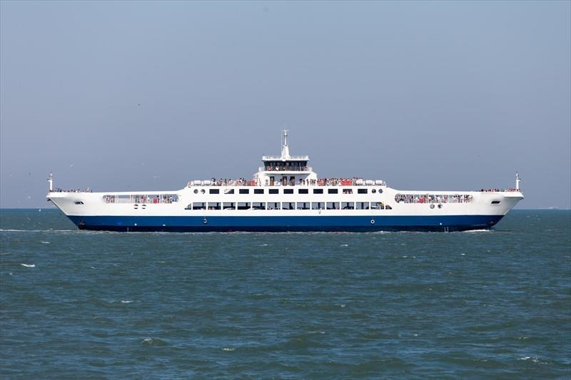 98m Double Ended ROPAX Ferry 2010 - 600 PAX - 147 Cars For Sale