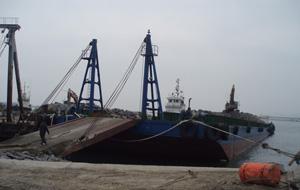75m Deck Barge 2010 - Korea Built - DWT 3600 For Sale