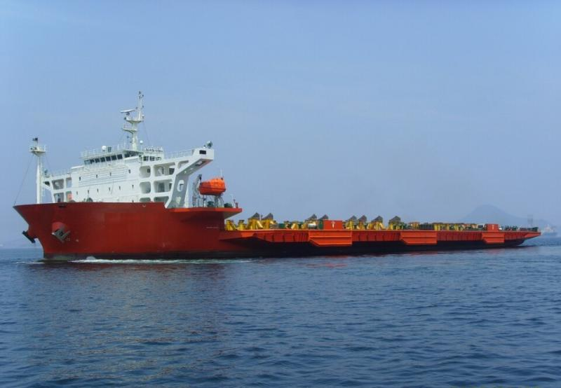 136m Heavy Transport Vessel - DWT 10415 For Sale