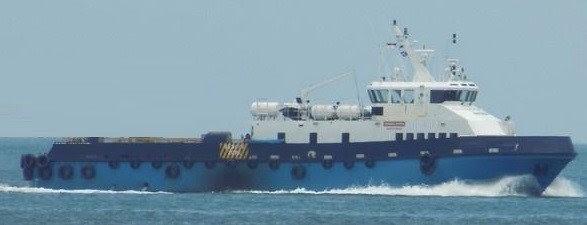 37m Aluminum Fast Crew Boat - 100 Passengers For Sale