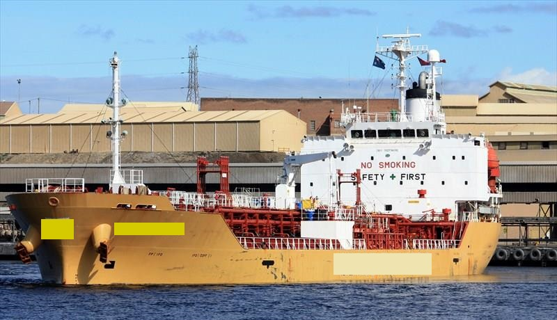 114m Chemical Tanker 2003 Built - DWT 8811 For Sale
