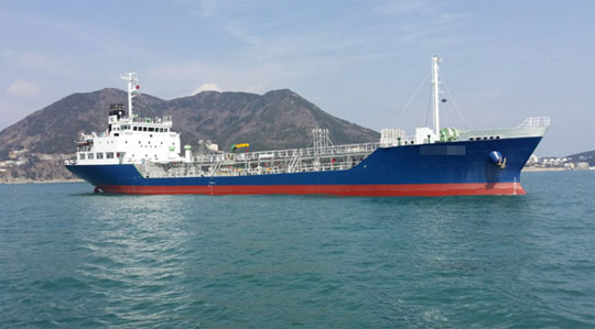 87m Product Oil Tanker 1996 - Japnd Built - 3168 CBM - DWT 3022 For Sale