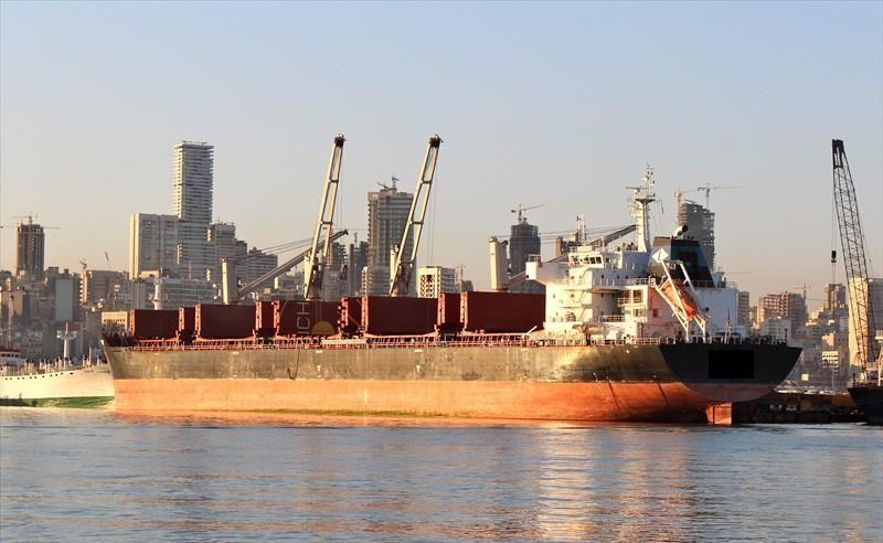 190m Handymax Bulk Carrier 2012 Built - DWT 56556 For Sale
