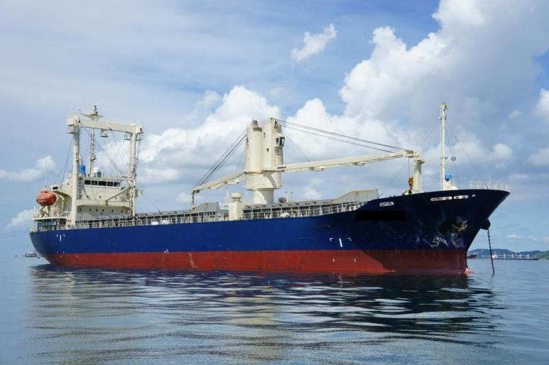 110m General Cargo Vessel Tween Decker 2008 Japan Built - DWT 11354 For Sale