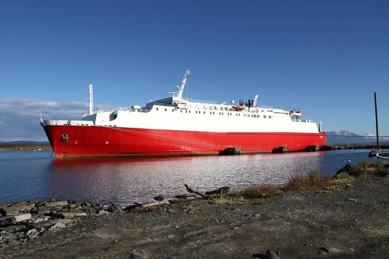 136m ROPAX 1984 - 50 PAX Cabins - 30 Reefer  Plugs For Sale
