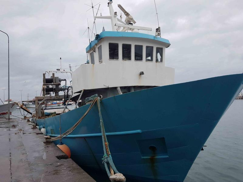 29m Fishing Trawler 1987 - Cargo Capacity 36 CBM For Sale