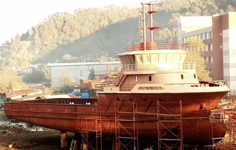 NEW BUILD - 35m Multipurpose Vessel On SALE