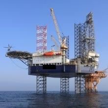 278' Jack Up Drilling Rig - Self Elevating For Sale
