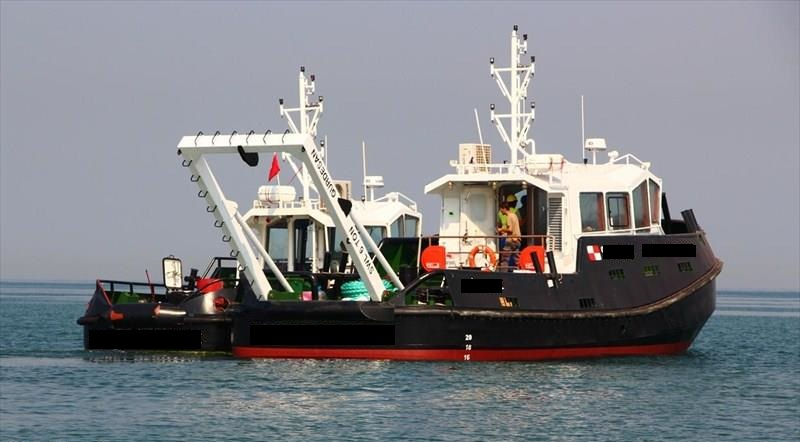 15m Small Ocean Going Tug Boat - BP 17 For Sale