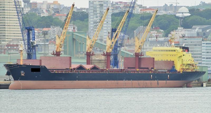 178m Handysize Bulk Carrier 2001 Built - DWT 27106 For Sale
