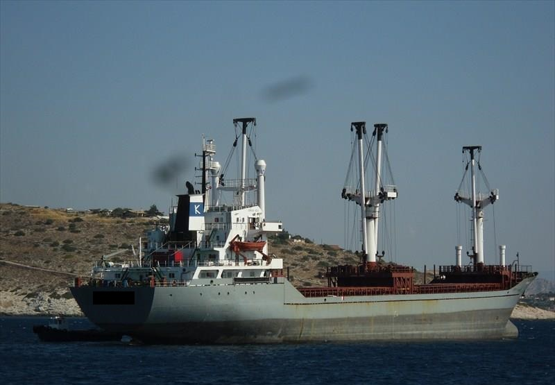 110m Geared Bulk Carrier - DWT 8446 For Sale