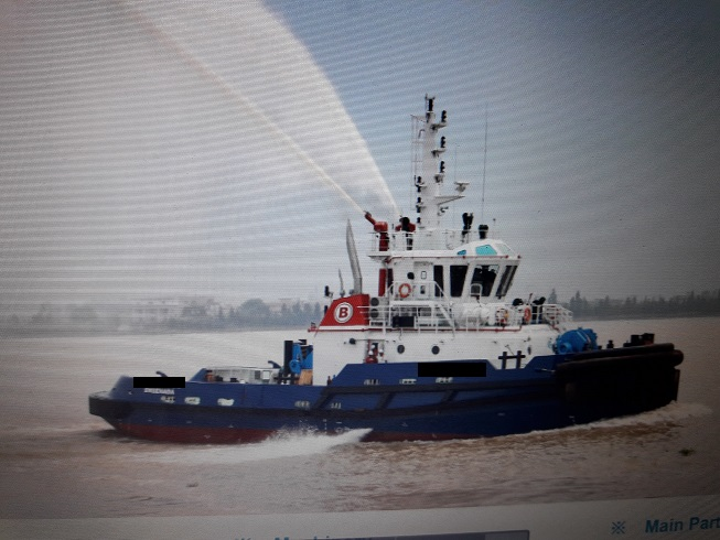 32m Azimuth Stern Drive Anchor Handling Tug - BHP 5364 For Sale