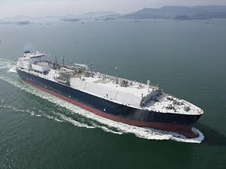 285m Modern LNG Carrier - 155000 CBM For Sale