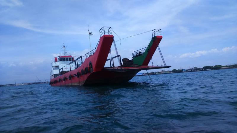 45m LCT Landing Craft Transporter - DWT 700 For Sale