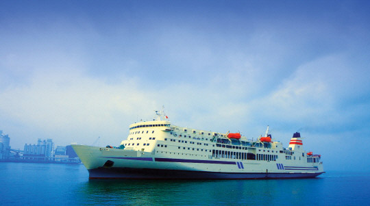 186 RORO Passenger Ship 1991 - 750 PAX - 30 Cars - DWT 4414