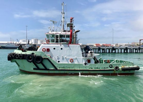 28m Tug Boat 2008 - ASD - Twin Engine - Z-Peller - Accommodates 10 For Sale