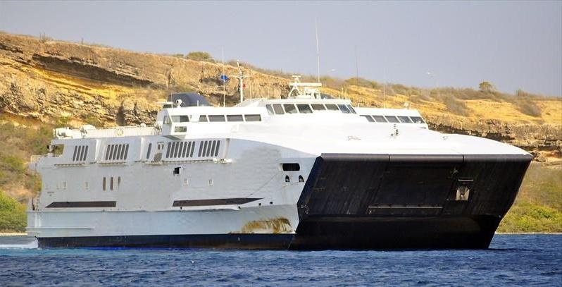 82m Catamaran High Speed Ferry 1996 - 700 Pax - 150 Cars For Sale