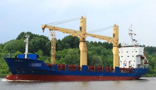 101m Container Ship 1997 - Tween Decker - 396 TEU - DWT 5055 For Sale