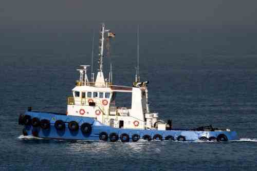 27m Tug Boat 1997 - Twin Screw - Towing Winch Fitted For Sale
