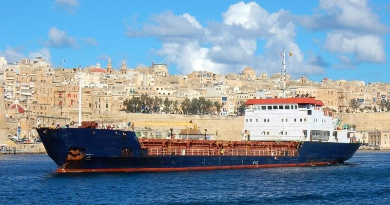 86m Double Hull General Cargo Ship 3441 DWT - 1995 For Sale