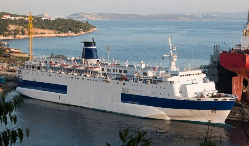 147m Car Stern Ramp Passenger Ferry 2100 POB - 1979 For Sale
