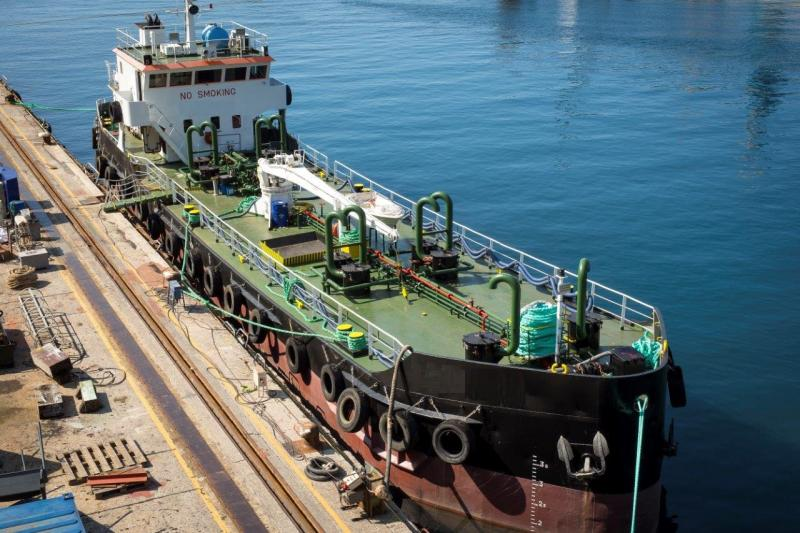 43m Oil Product Chemical Tanker 857 DWT - 1982 For Sale