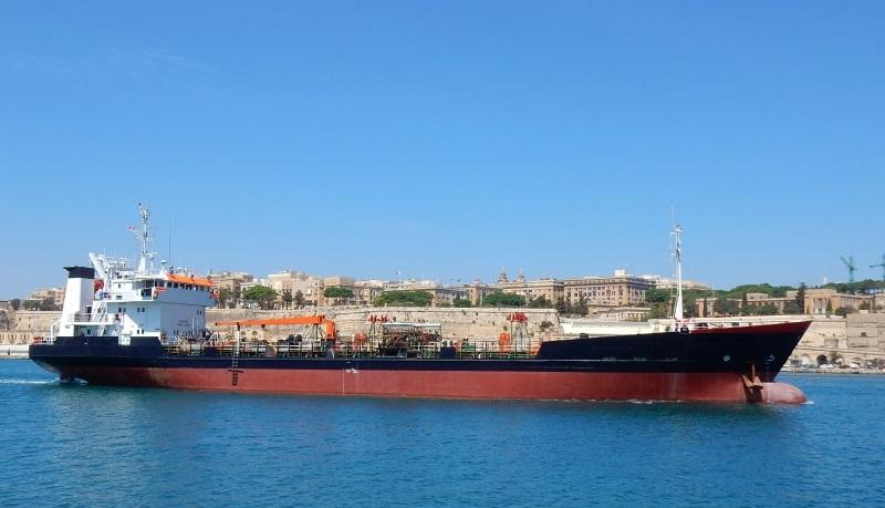 83m Double Hull Chemical Oil Carrier 3294 DWT - 1988 For Sale