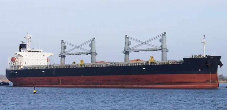 189m Double Hull Geared Cargo Vessel 54204 DWT - 2009 For Sale