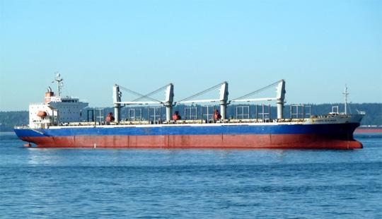 177m Bulk Carrier 2004 - Japan Built - Log Fitted - DWT 32741 For Sale