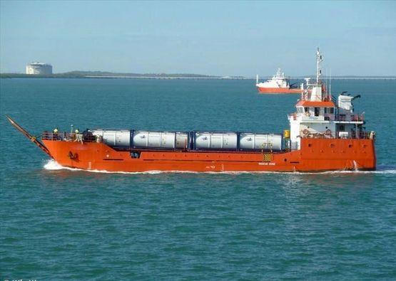 46m Landing Craft 2010 - Bow Thruster - Accommodates 12 For Sale