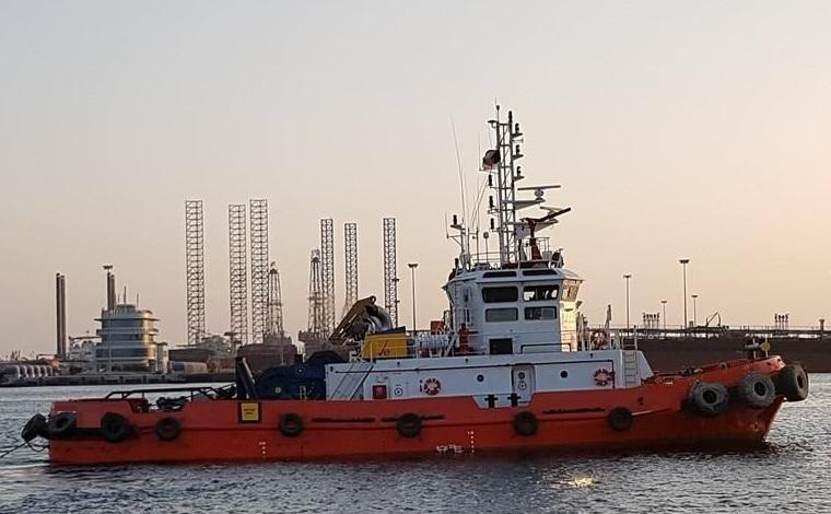 34m X 2 ASD Tug Boats 2000 - Accommodates 12 - Bow Thruster For Sale
