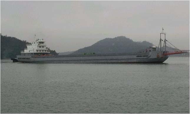 99m Landing Craft - Korea Built - 5t m3 Deck Strength For Sale