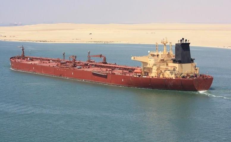 274m Suezmax Crude Oil Tanker 159211 DWT - 1998 For Sale