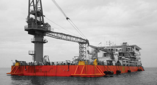 100m Accommodation Work Barge 2010 - 300 PAX - HeliDeck For Sale