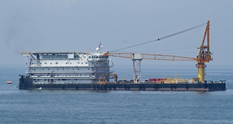 100m Accommodation Work Barge 2009 - 300 PAX For Sale