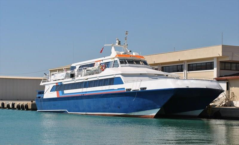 34m Catamaran High Speed Ferry - Sweden Built - 297 PAX For Sale