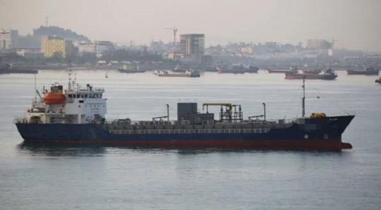 80m Asphalt Bitumen Tanker 2001 - Japan Built - 2104 MT - DWT 2308 For Sale