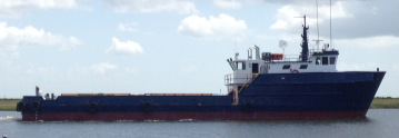 130' Offshore Utility Supply Vessel - 1980 For sale