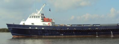 145' Fast Crew Supply Vessel FSIV - 1996 For Sale