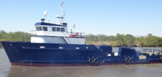 140' Offshore Utility Supply Vessel - 1991 For Sale