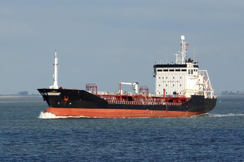 113m Double Hull Bottom Chemical Tanker 6744 DWT - 2001 For Sale