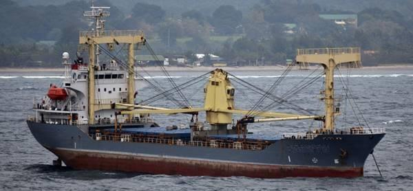 110m Double Bottom General Cargo Ship 10620 DWT - 1999 For Sale