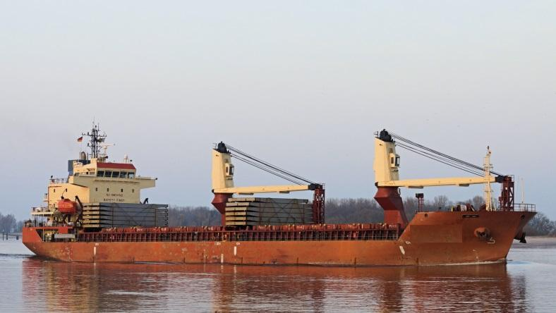 116m Ice Class Tween General Cargo 8072 DWT - 8072 For Sale