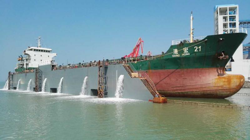 134m Dry Dock 5500 Floating Lift Capacity - 2010 - 2016 For Sale