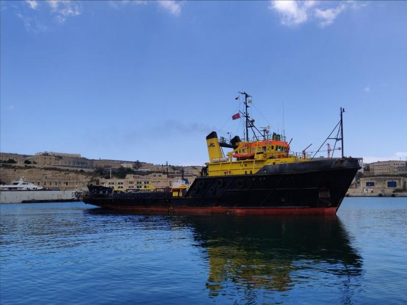 63m AHTS 1975 - Norway Built - Accommodates 24 - DWT 1022 For Sale