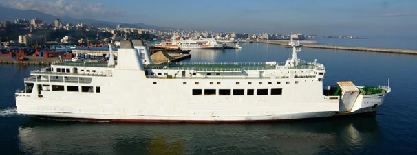126m High Speed 214 Car 975 Passenger Ferry - 1991 For Sale