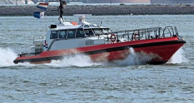 68' Pilot Fast Rescue Passenger Boat - 28 knots Jet Drive For Sale