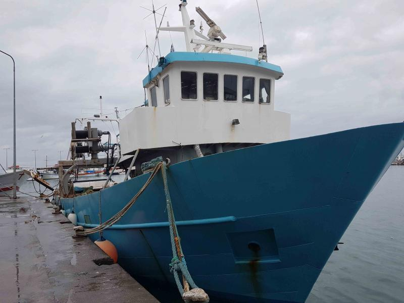 29m Fishing Trawler 1987 - Cargo Capacity 36 CBM For Sale