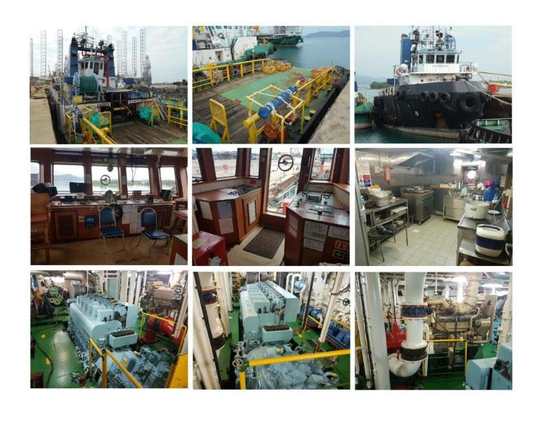 40m AHTS Anchor Handling Towing Vessel 5000 BHP - 2009 For Sale