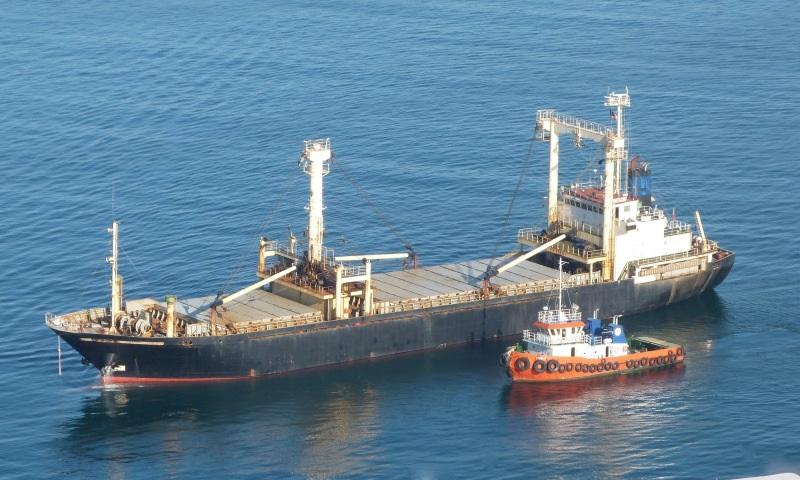 96m Geared Miniature Tween Decker General Cargo Ship 6205 DWT - 1999 For Sale